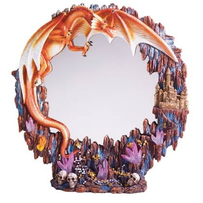 35528 Magical Dragon Mirror