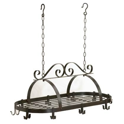 35603 Hanging Iron Pot Holder