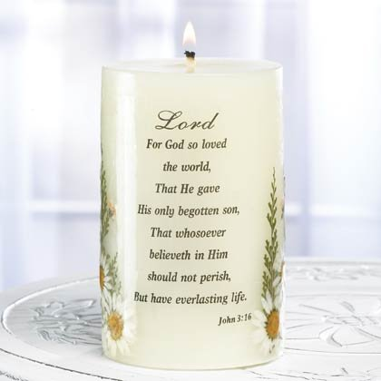 35754 Love Of The Lord Candle