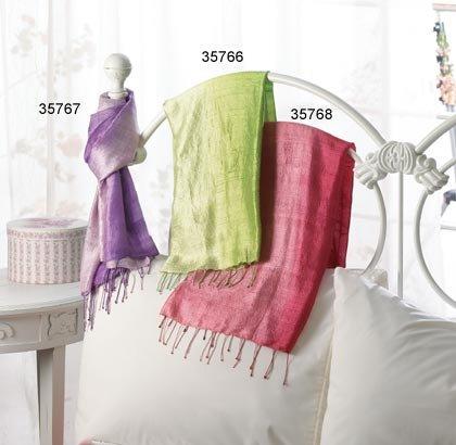 35768 Mauve Silk Scarf