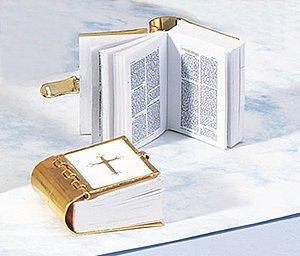 3758 1 DZ Mini Holy Bibles (Retail - 3.99ea.)