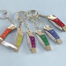 20926 1 DZ Key Ring Pocket Knifes (Retail - 1.79ea.)