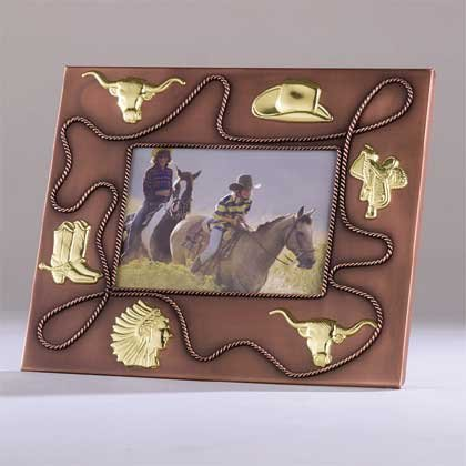 25023 Metal Photo Frame