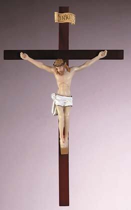 28227 Alabastrite Jesus Crucifix