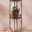 28232 Metal 2-Tier Planter Shelf