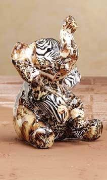 28305 Patchwork Elephant - Safari