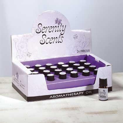 31035 2 DZ Aromatherapy Oils With Display (Retail - 3.99ea.)