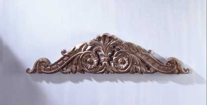 31149 Carved Wall Plaque