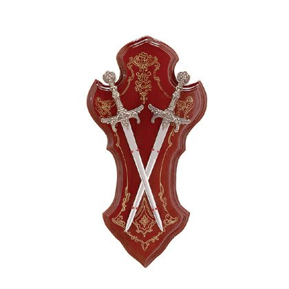 31746 Medieval Sword Display