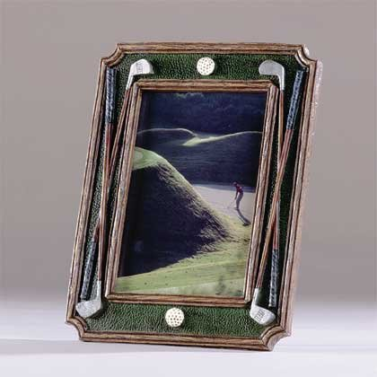 32040 Golf Photo Frame