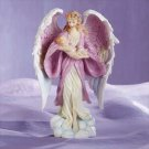 32203 Angel Holding Baby Figurine