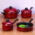 32354 7 Pc Non Stick Cookware Set