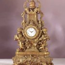 33310 Italy Style Cherubs Clock