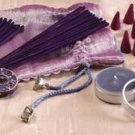 33523 Incense, Burner, Votive in Organza Bag