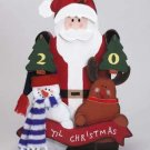 33532 Christmas Countdown Calendar