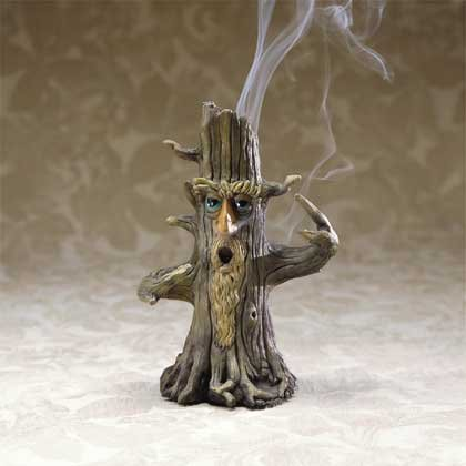 33543 Tree Man Incense Burner