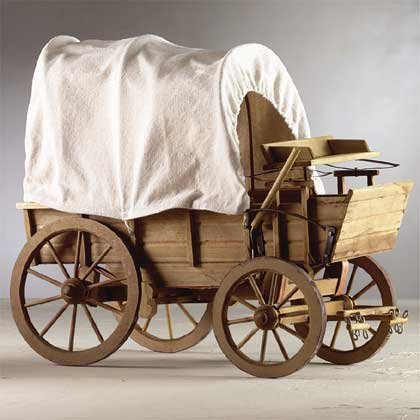 33676 Model Covered Wagon