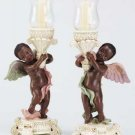 34135 Cherub Candle Holders (Pair)