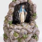 34160 Virgin Mary Desk Fountain