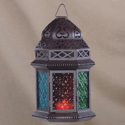 34686 Moroccan Design Wall Lantern