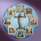 34797 Life of Jesus Plate