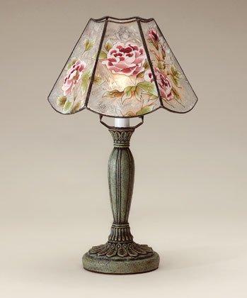 34783 Victorian Rose Lamp