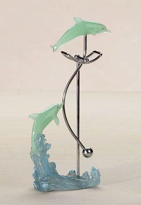 34804 Glow-in-the-Dark Dolphin Swinging Sculpture