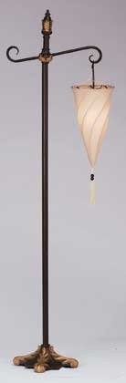 34891 Hanging Shade Floor Lamp