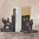 34890 Monkey and Elephant Bookends