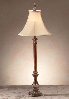 34892 French Colonial Buffet Lamp