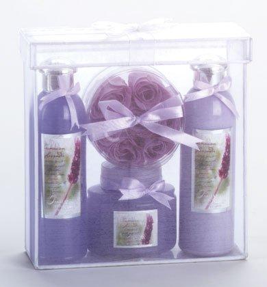 35036 Lavender Bath Set
