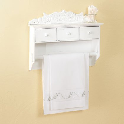 35053 Embroidered Guest Towels