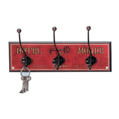 35182 Hotel Du Monde Coat Hanger
