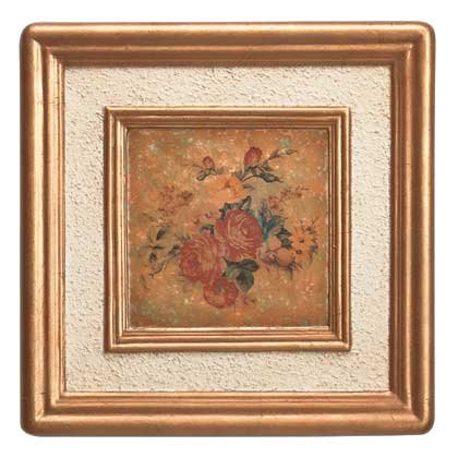 35140 Antique Rose Painting