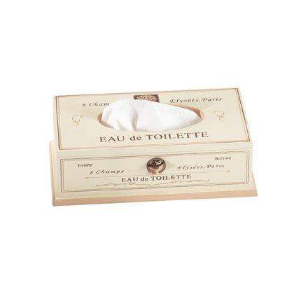 35165 Tissue Box de Francais