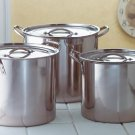 35351 Stainless Steel Stock Pot