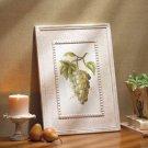 35580 Grapes Printed Wall Art Frame