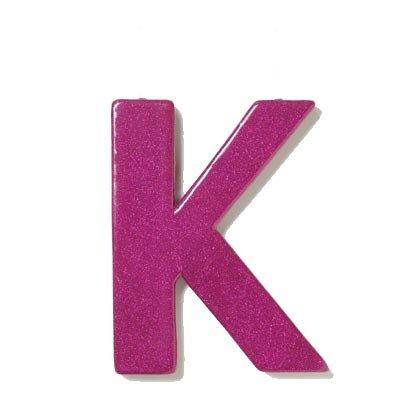 36835 Glitter Initial K