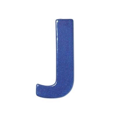 36834 Glitter Initial J