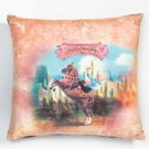 36781 Sublimated Art Pillow -Rodeo