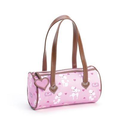 36861 Poodle Tootsie Pink Tote Bag