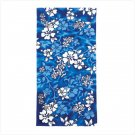 36018 Beach Towel Blue Hyacinth