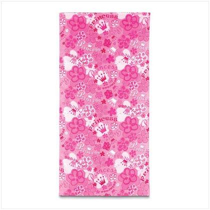 36022 Beach Towel - Pink Princess