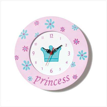 36251 Princess Wall Clock