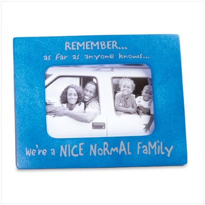 36282 Normal Family Photo Frame