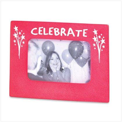 36283 Celebrate Photo Frame