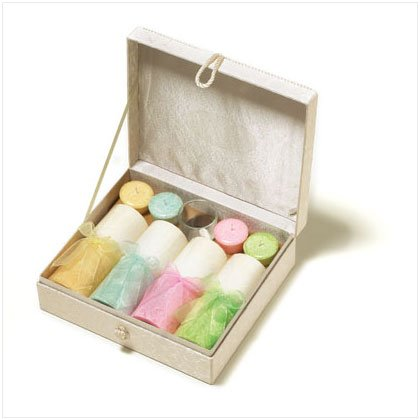 36462 10 Pc. Candles Gift Set
