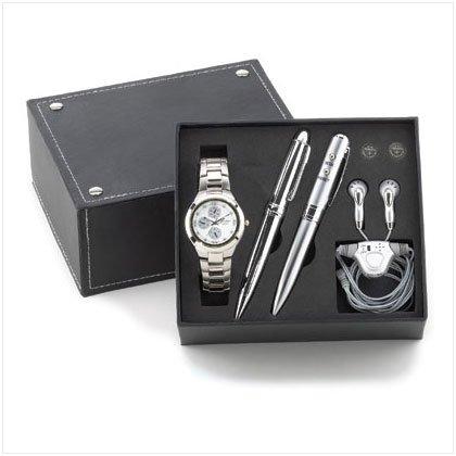 36469 Watch Pen Radio Pen Set