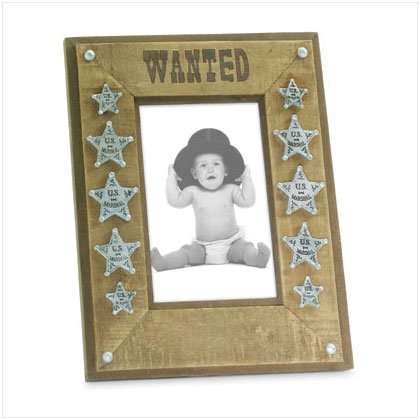 "36293 ""Wanted"" Frame"