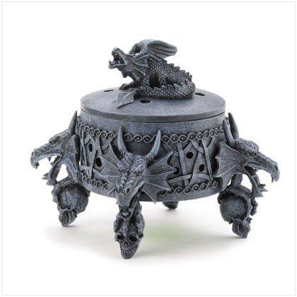 36309 Dragon Incense Burner
